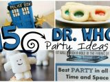 Doctor who Birthday Decorations 15 Doctor who Party Ideas for Tweens