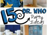 Doctor who Birthday Party Decorations 15 Doctor who Party Ideas for Tweens Birthdays Birthday