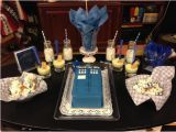Doctor who Birthday Party Decorations Doctor who Tardis Cake Party Decorations