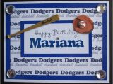 Dodgers Birthday Card 1000 Images About Card Making Baseball On Pinterest