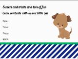 Dog Birthday Party Invitation Templates Dog Birthday Invitations Free Printable Lijicinu