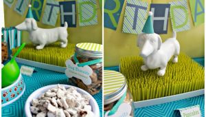 Dog Decorations for Birthday Party 23 Dog Birthday Party Ideas that You Must Take Away