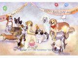 Doggie Birthday Cards Funny Dog Greeting Card Birthday Card Dog Birthday Card Dog