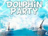 Dolphin Birthday Invitations Printable Free Kids Party Invitations Dolphin Party Invitation