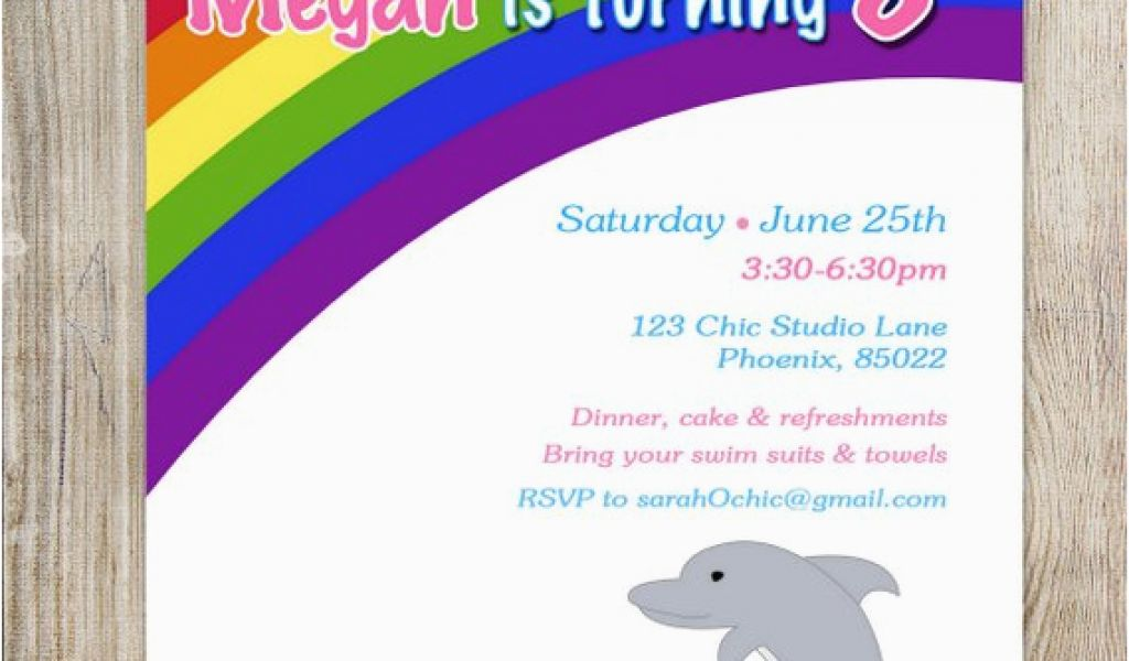 Download By SizeHandphone Tablet Desktop Original Size Back To Dolphin Birthday Invitations Printable