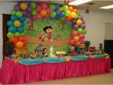 Dora Birthday Decoration Ideas Birthday and Party themes