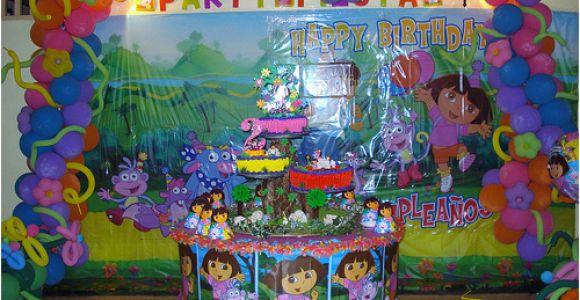 Dora Birthday Decoration Ideas Dora Birthday Party Ideas Dora Birthday Party Supplies