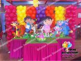 Dora Birthday Decoration Ideas Dora Birthday Party On Pinterest Dora the Explorer Dora