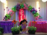 Dora Birthday Decoration Ideas Dora the Explorer Birthday Party Ideas Photo 4 Of 6