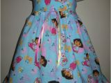 Dora Birthday Dresses Boutique Dora Boots Birthday Dress 3m 6m 9m 12m 18m 24m 2t