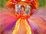 Dora Birthday Dresses Dora the Explorer Birthday Party Set Outfit with by Scbydesign