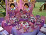 Dora Decorations Birthday Party Dora the Explorer Birthday theme Pokkenoster Party
