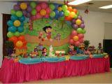 Dora Decorations Birthday Party Dora the Explorer theme Birthday Party Dora Diego