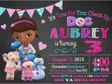 Dr Mcstuffins Birthday Invitations Best 25 Birthday Party Invitations Ideas On Pinterest