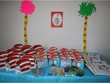 Dr Seuss 1st Birthday Decorations First Birthday Dr Seuss Birthday Party Ideas Photo 14