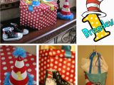 Dr Seuss 1st Birthday Decorations Modern Mommy Musthaves Our Dr Seuss 1st Birthday Party