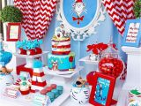 Dr Seuss 1st Birthday Party Decorations Kara 39 S Party Ideas Dr Seuss Birthday Party Kara 39 S Party