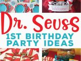 Dr Seuss 1st Birthday Party Decorations the Best Dr Seuss 1st Birthday Party Ideas On Love the Day