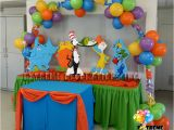 Dr Seuss Birthday Decoration Ideas Balloon Table Decoration Ideas Party Favors Ideas