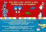 Dr Seuss Birthday Invitations Wording Dr Seuss Birthday Invitations Ideas Bagvania Free