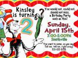 Dr Seuss Birthday Invite Free Printable Dr Seuss Birthday Invitations Drevio