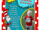 Dr Seuss Birthday Invite Modern Mommy Musthaves Our Dr Seuss 1st Birthday Party