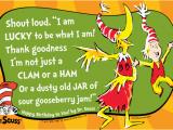 Dr Seuss Birthday Quotes Happy Birthday You Happy 110th Birthday Dr Seuss