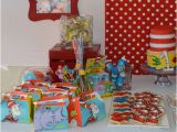 Dr Suess Birthday Decorations Dr Seuss 1st Birthday Party Ideas