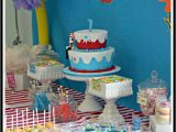 Dr Suess Birthday Decorations Dr Seuss Birthday Party Ideas Photo 1 Of 20 Catch My Party