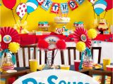Dr Suess Birthday Decorations Linky Party Session 11 Sweetly Chic events Design