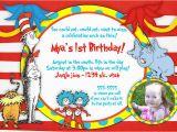 Dr Suess Birthday Invitations Free Printable Dr Seuss Birthday Invitations Free
