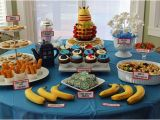 Dr who Birthday Decorations Doctor who Party Food Scifi Zum Fingerlecken Seriesly