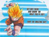 Dragon Ball Z Birthday Card Kanzenshuu View topic Dragonball Z Birthday Cards From