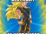 Dragon Ball Z Birthday Card Official Happy Birthday Thread Dragonball Figures toys