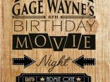 Drive In Movie Birthday Party Invitations 97 Best Images About Party theme Drive In Movie