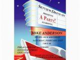 Drive In Movie Birthday Party Invitations Drive In Movie theme Invitation Zazzle