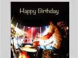 Drummer Birthday Cards Product Details Drummer Birthday Card Christian