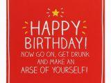 Drunk Birthday Cards Happy Jackson Get Drunk Birthday Card Temptation Gifts