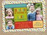 Dual Birthday Invitations Double Birthday Party Invitations Best Party Ideas