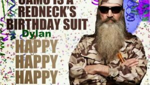 Duck Dynasty Birthday Cards Barbara 39 S Beat Happy Birthday Dylan We Love You