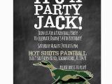 Duck Dynasty Birthday Invitations Birthday Quot 40th Birthday Duck Dynasty Paintball Party