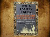 Duck Dynasty Birthday Invitations Items Similar to Duck Dynasty Invitation Birthday Party