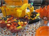 Dump Truck Birthday Party Decorations Construction Dump Trucks Birthday Party Ideas Cook