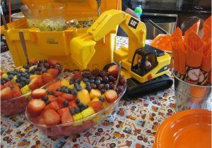 Dump Truck Birthday Party Decorations Construction Dump Trucks Birthday Party Ideas Cook