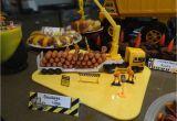 Dump Truck Birthday Party Decorations Construction Dump Trucks Birthday Party Ideas Photo 1