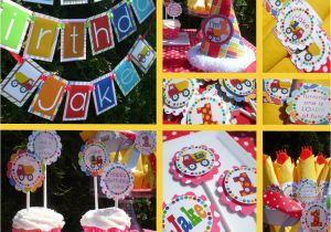 Dump Truck Birthday Party Decorations Dump Truck Birthday Party Decorations Fully by Partygloss