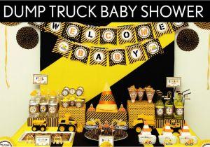 Dump Truck Birthday Party Decorations Dump Truck Birthday Party Ideas Dump Truck S36 Youtube
