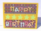 E Birthday Cards for Adults Happy Birthday Greeting Card for Kids or Adults Handmade