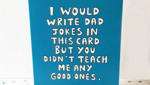 E Birthday Cards for Dad Funny Dad Birthday Card by Ladykerry Illustrated Gifts