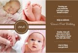 E Invitation for Baby Birthday 1st Birthday Invitation Wording Ideas From Purpletrail